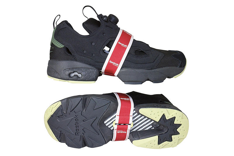 802a0905a0e5 Reebok Instapump Fury OG MB Navy Olive 2017 November Release Date Info  Sneakers Shoes Footwear Strap
