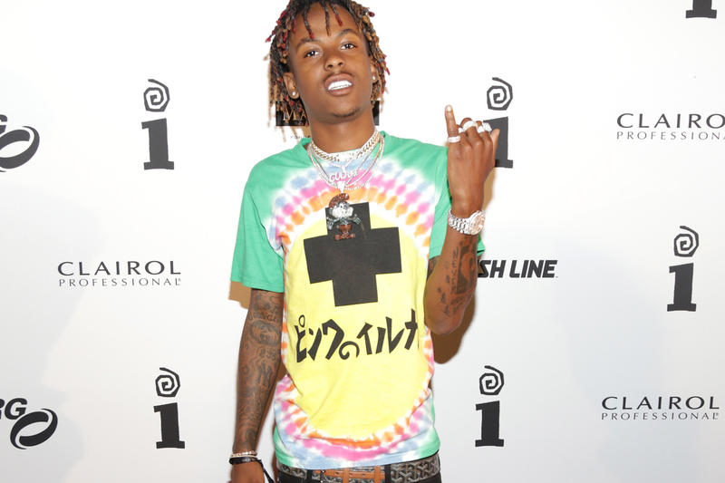 Rich the Kid Pusha T Single Preview