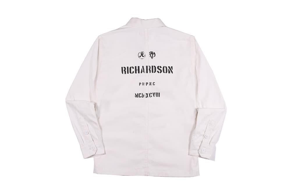 Richardson Magazine Workwear Collection Fall Winter 2017