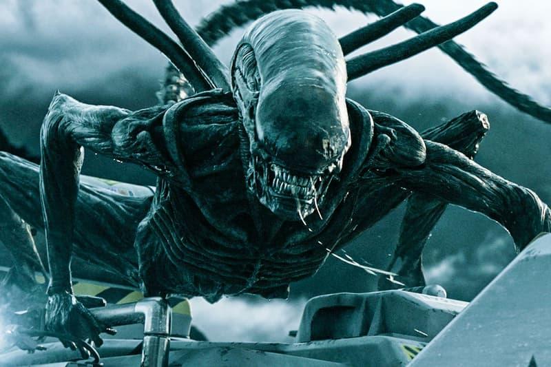 Ridley Scott Alien Franchise Xenomorph