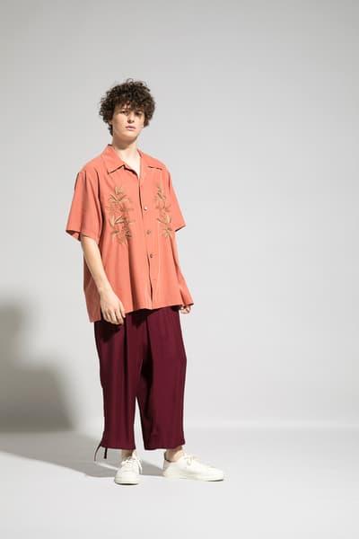 Robes Confections 2018 Spring Summer Lookbook Akira Tsuchiya Yohji Yamamoto Japan Japanese Style Studious Collection