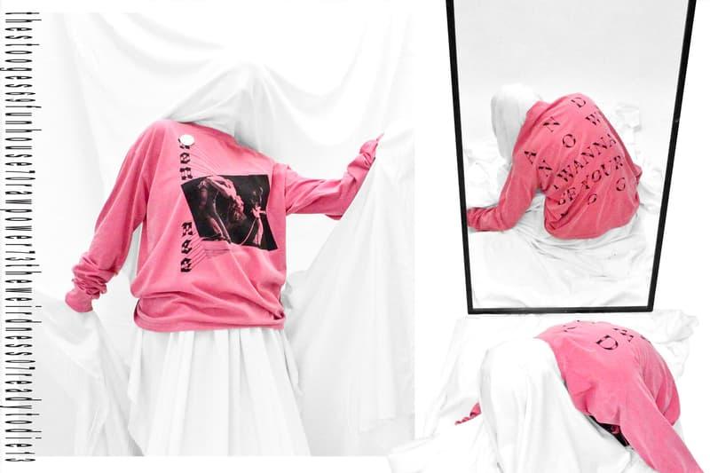 ROKIT NONAGE Collective Y.E.S.Y.E.S. Capsule Collection Lookbook Merchandise