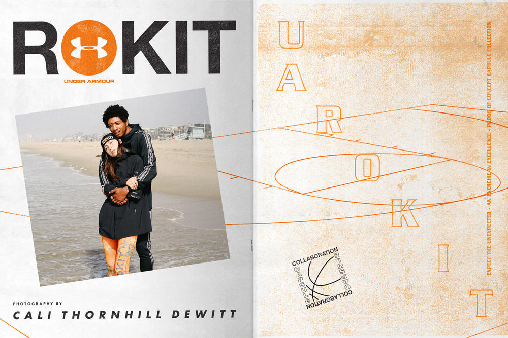 ROKIT Under Armour Proof of Concept Fall Winter 2017