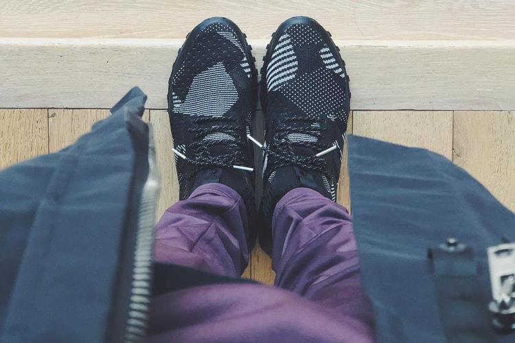 371ee18140eeb Ronnie Fieg Teases Patchwork adidas UltraBOOST Mid