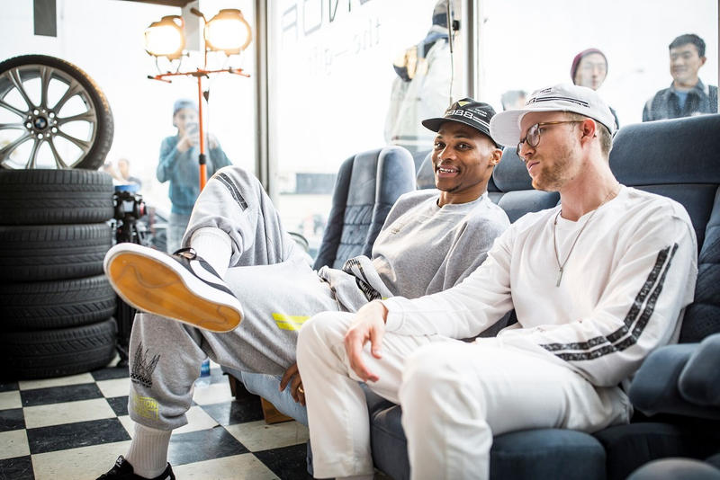 Russell Westbrook Honor the Gift Oklahoma City Penn Automotive Pop-Up Sold Out