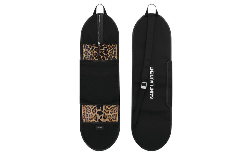 Saint Laurent colette 2018 Spring Summer Collaboration Travis Scott Vespa Bang Olufsen Skate Deck Baccarat