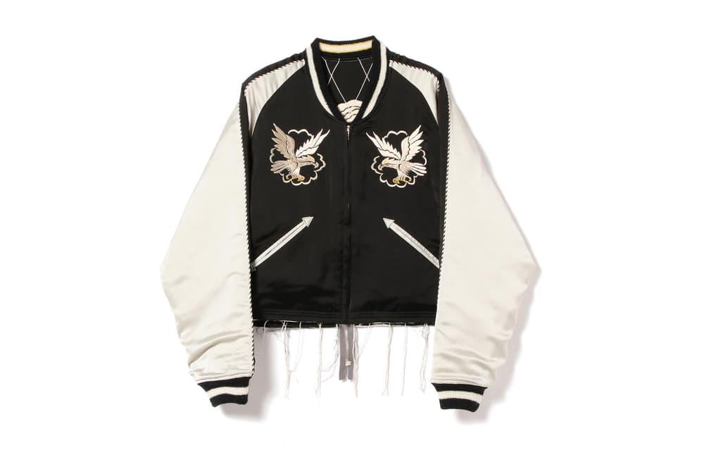 Sasquatchfabrix Tailor Toyo Souvenir Jackets Fall Winter 2017 November Release Date Info