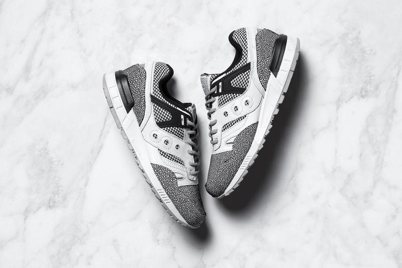 Saucony Grid SD MD Eel 2017 Fall Winter November Release Date Info Sneakers Shoes Footwear Feature Sneaker Drop Release Info white black feature las vegas