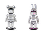 Hajime Sorayama Teams up With Medicom Toy on Exclusive BE@RBRICK and R@BBRICK