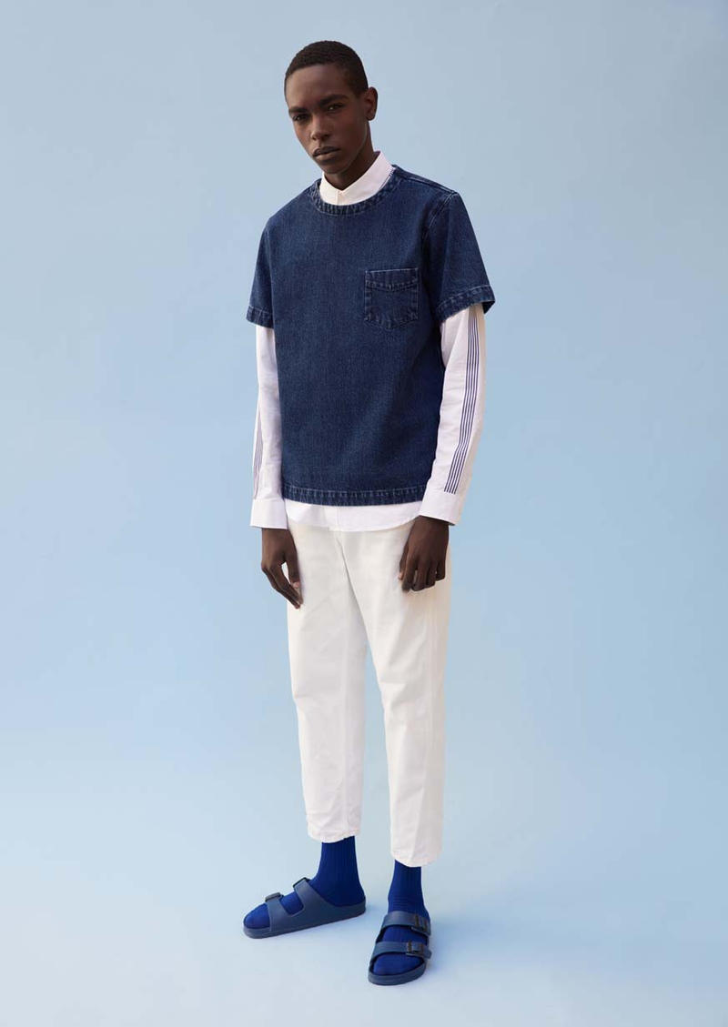 Schnayderman's 2018 Spring/Summer Lookbook Collection Shirts