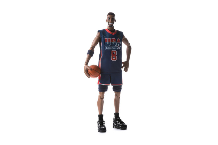 245d7061 Coolrain Honors Scottie Pippen's Olympic Performance for New Figure