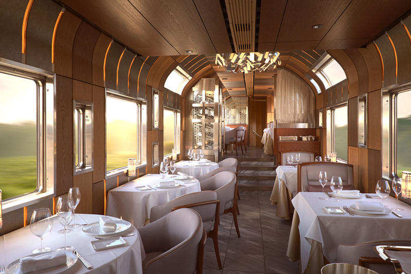 Shiki shima Train East Japan Railway Company Luxury Travel
