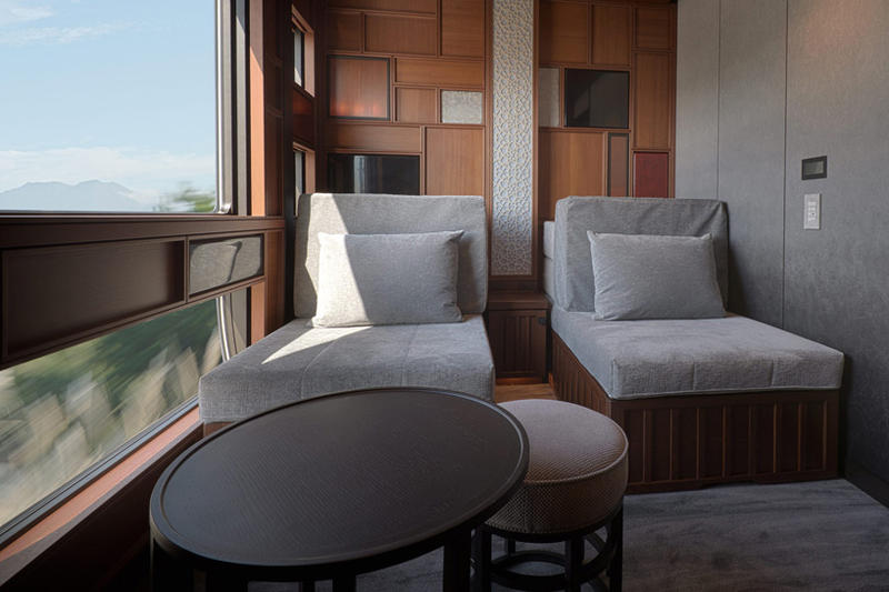 Shiki shima Train East Japan Railway Company Luxury Travel