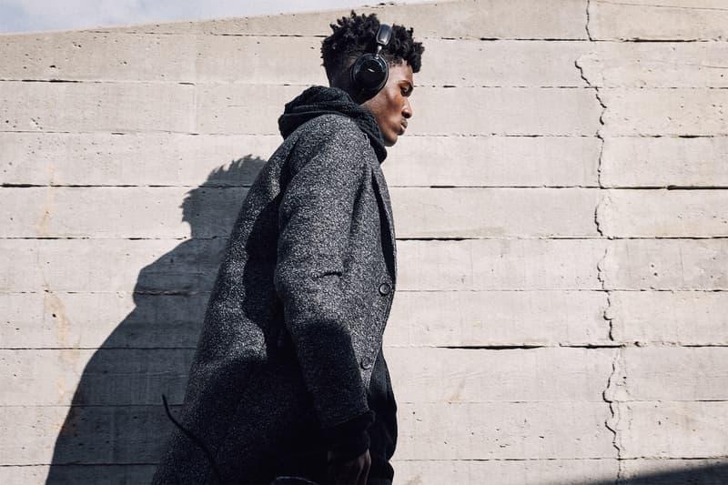 Shinola Canfield Over Headphones Lookbook