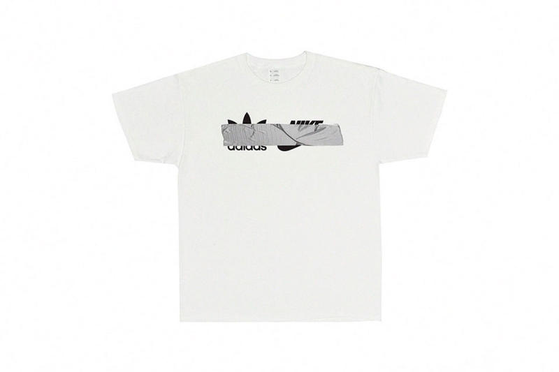 Shirt NYC Raf OFF WHITE Collection T-shirt Off-White Raf Simons