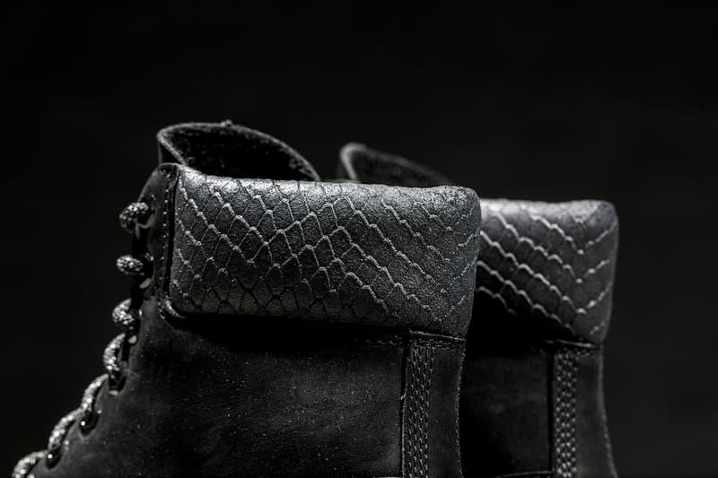 Shoe Palace x Timberland Snake Boot