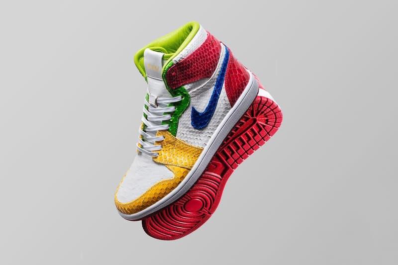 The Shoe Surgeon Air Jordan 1 eBay Auction Charity