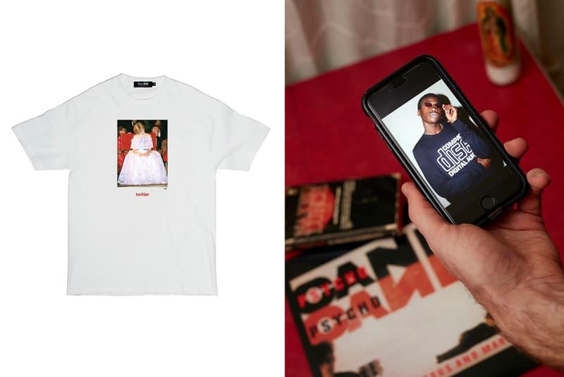 Skim Milk WHOLE 2017 Fall Winter Collection Lookbook Sasha Grey Kobe Bryant Princess Diana