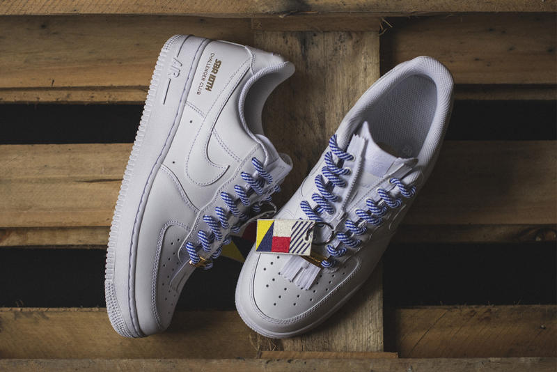 SneakersBR Nike Air Force 1 Low SBR Challenger Club 35th Anniversary Brazil Release Date Info Sneakers Shoes Footwear 2017 Friends Family Zipper Collaboration Sneaker