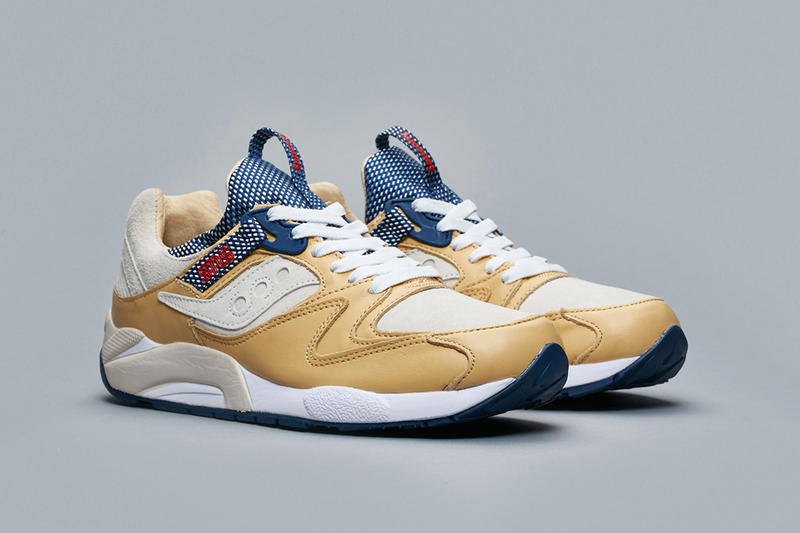 Saucony Grid 9000 Business Class sneakersnstuff November 11 2017 Release Date
