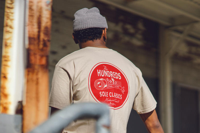 Sole Classics The Hundreds Heavy in the Industry Workwear Project Collaboration 2017 November 11 Release Date Info