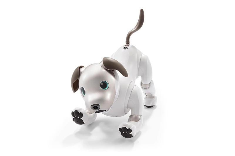 Sony Aibo Robot Pet Dog 2017