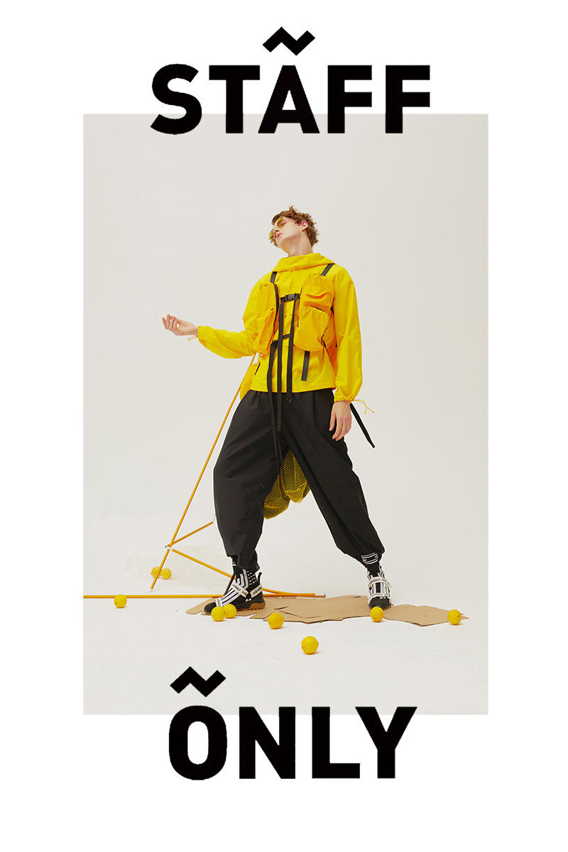 STAFFONLY 2018 Spring Summer Lookbook Fisherman