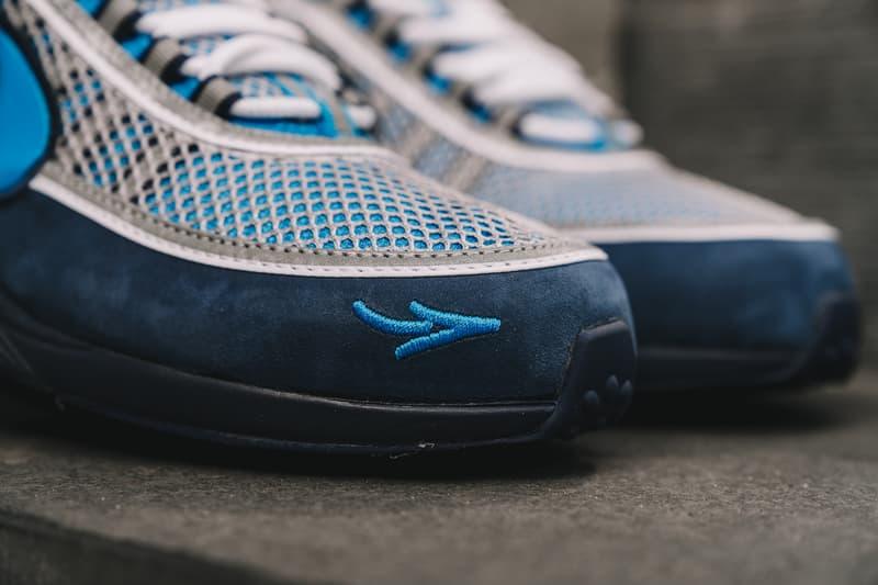STASH Nike Air Zoom Spiridon '16 On-Foot
