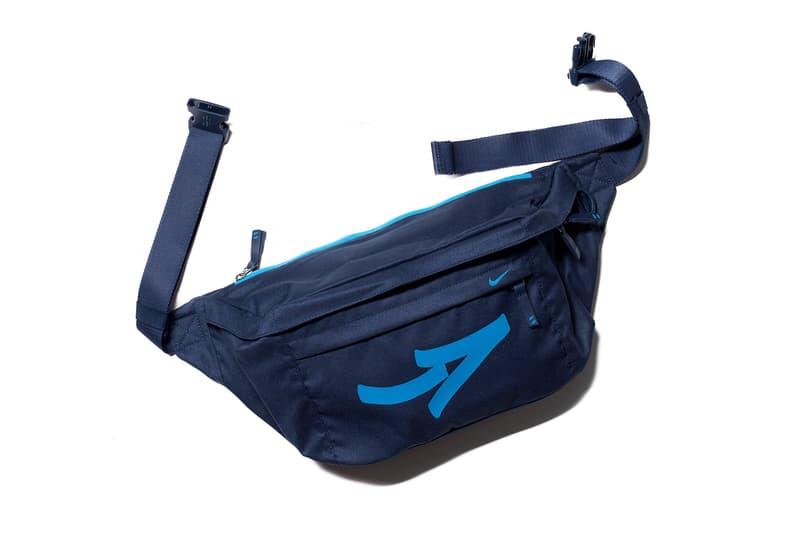 STASH Nike Tech Hip Pack navy blue accessories fashion