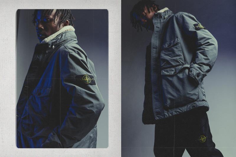 Stone Island Fall Winter 2017 Editorial Feature November Release Date Info