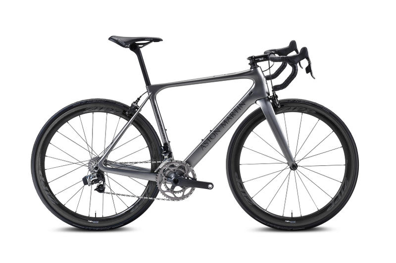 Storck Fascenario 3 Aston Martin Edition Bicycle Collaboration Limited Edition Bike