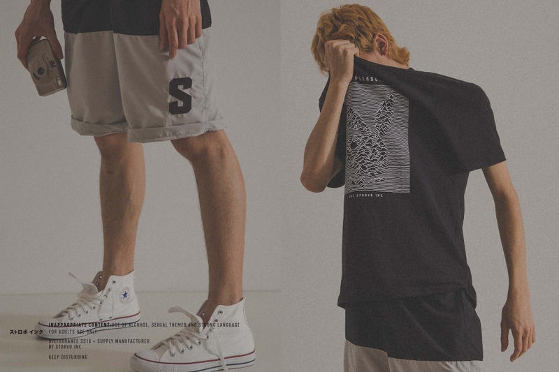 "Storvo Spring/Summer 2018 ""Adults Only"" Collection"