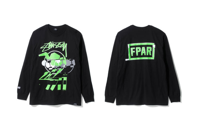 Stussy FPAR FORTY PERCENTS AGAINST RIGHTS 2017 Fall Winter Collaboration Collection November 25 Release Date Info T Shirt Tee Hoodie Sweatshirt Hat Cap