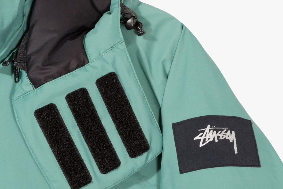 Stüssy GORE-TEX WINDSTOPPER Holiday 2017 Collection