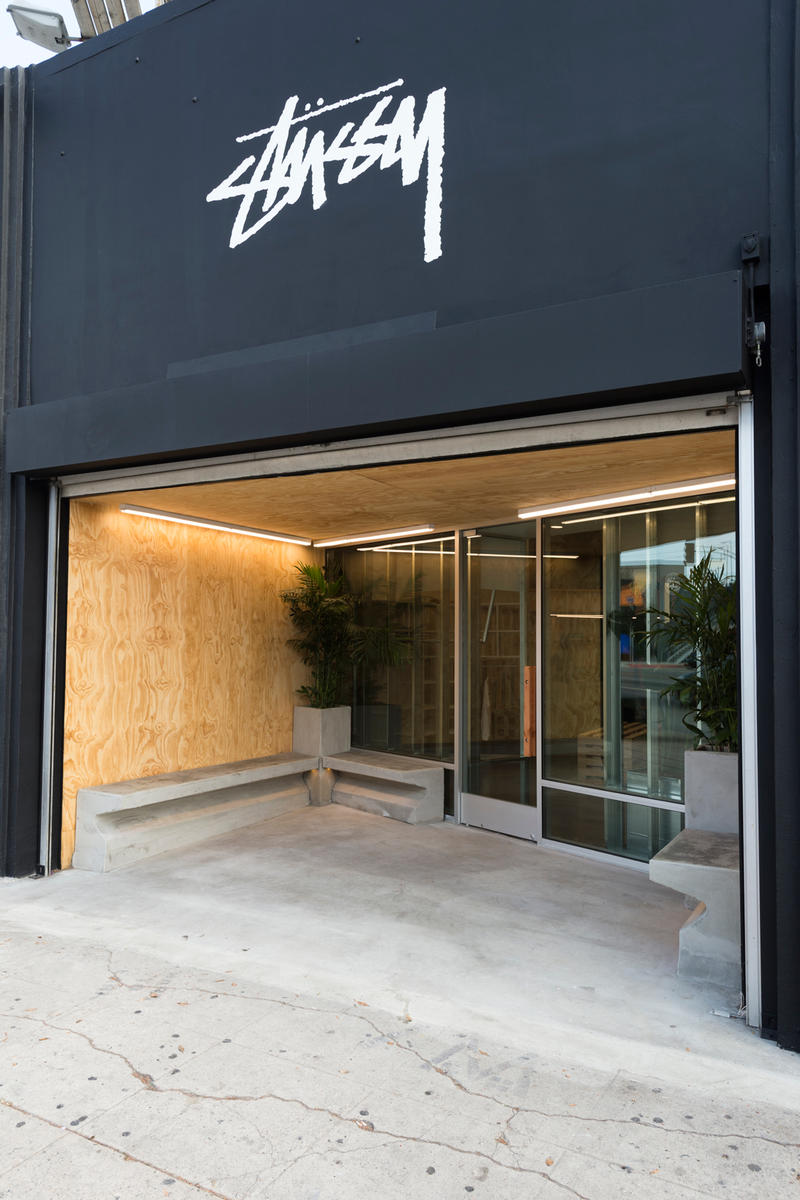 Stüssy Los Angeles Store Streetwear Clothing Apparel Accessories Fashion