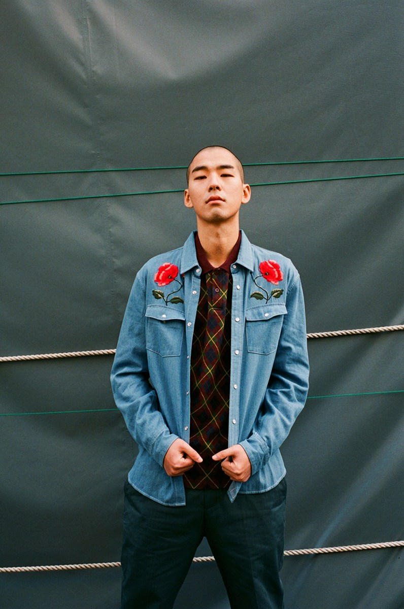 Stüssy Seoul Korea Holiday 2017 Collection Editorial