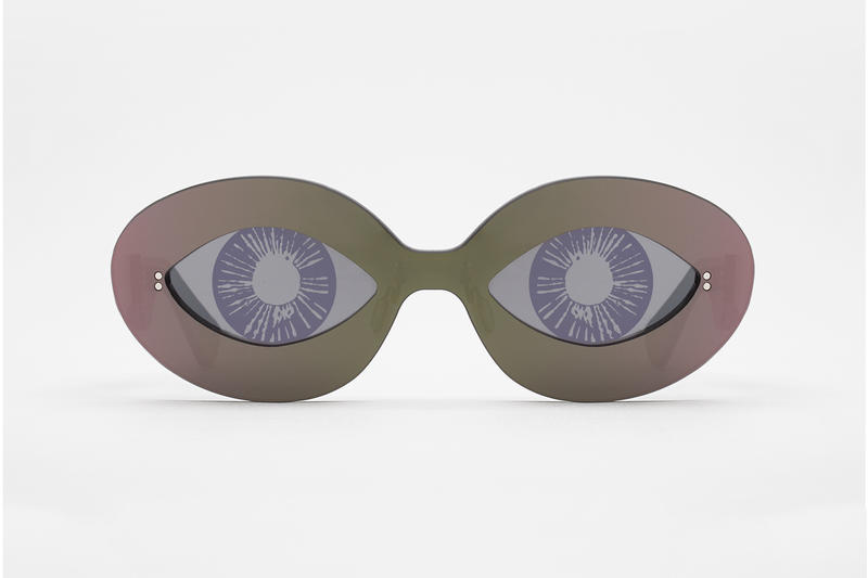 SUPER RETROSUPERFUTURE Andy Warhol Foundation for the Visual Arts Sunglasses