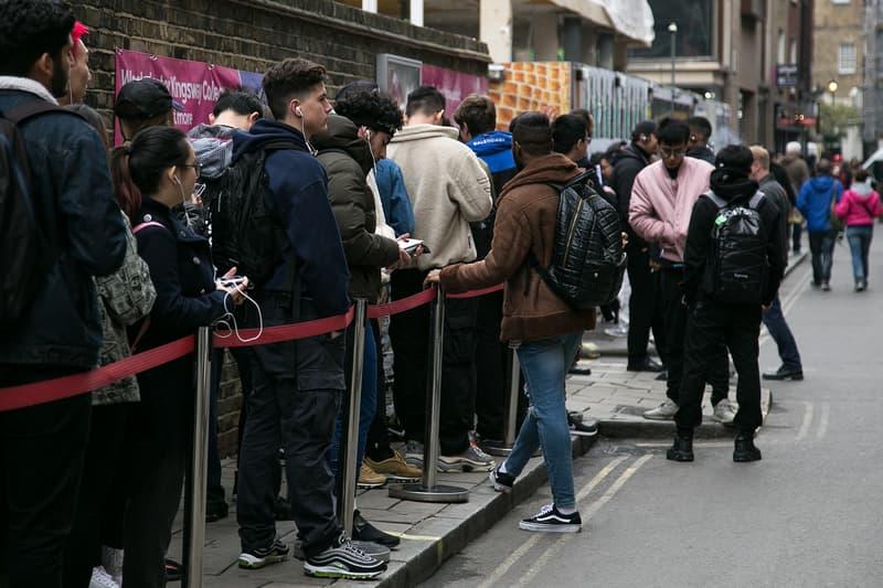 Supreme Akira 2017 London Drop Style Street Style Streetsnaps Manga London Fall/Winter 2017