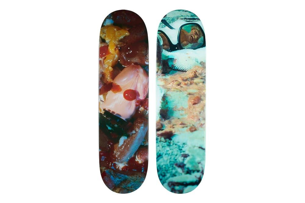 Supreme Cindy Sherman Artist Series Skate Decks Untitled 181 175 Grotesque Series