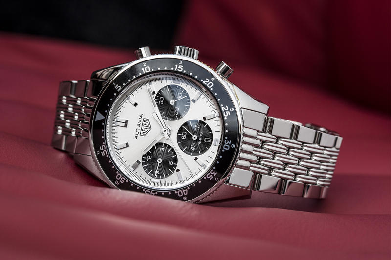 TAG Heuer Limited Edition Jack Heuer Autavia Watch 85th Birthday 1962