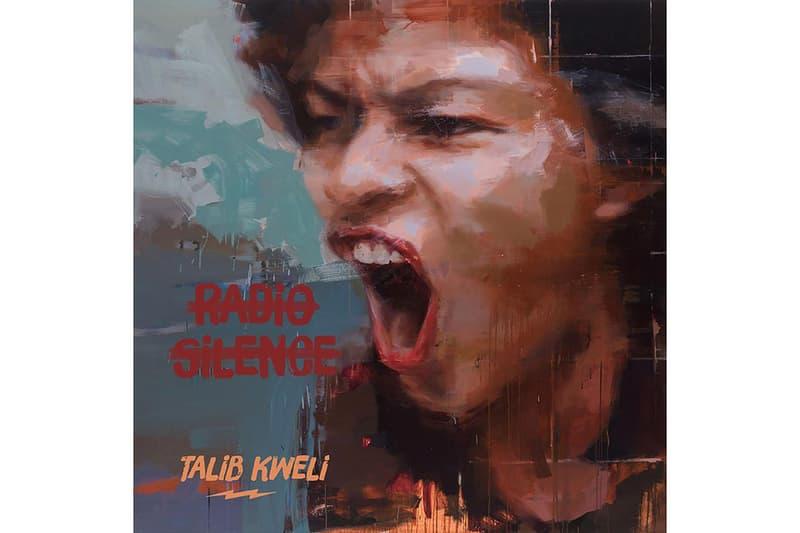 Talib Kweli Radio Silence Release Apple Music November 2017