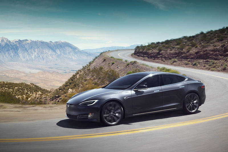 Tesla Chill Exit Modes Software Update Model S
