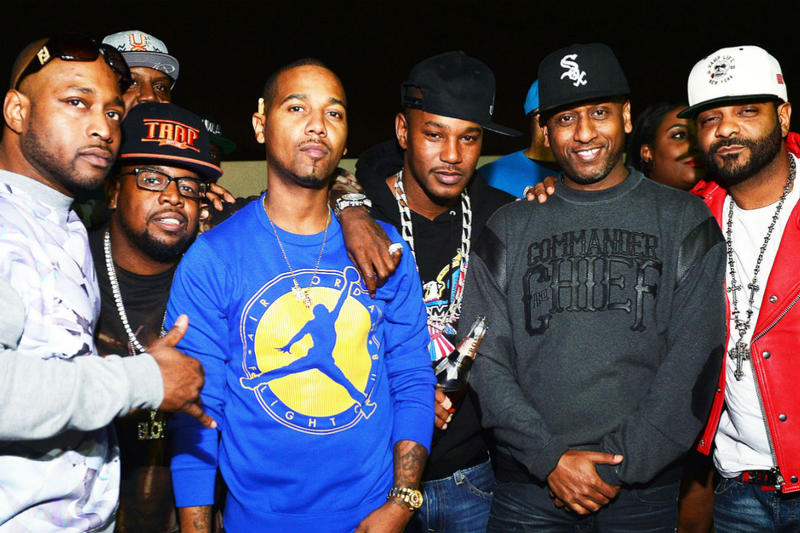 The Diplomats Dipset Harlem 2017 Album Single Leak Stream Download Once Upon a Time