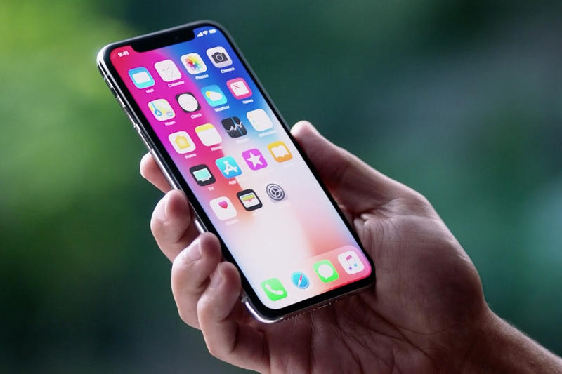 iPhone X Planned 2018 Apple release phone smartphone 2017 screen display facial recognition