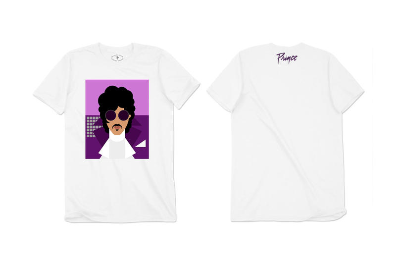 The Prince Estate Hit'n'Run Pop Up Collection