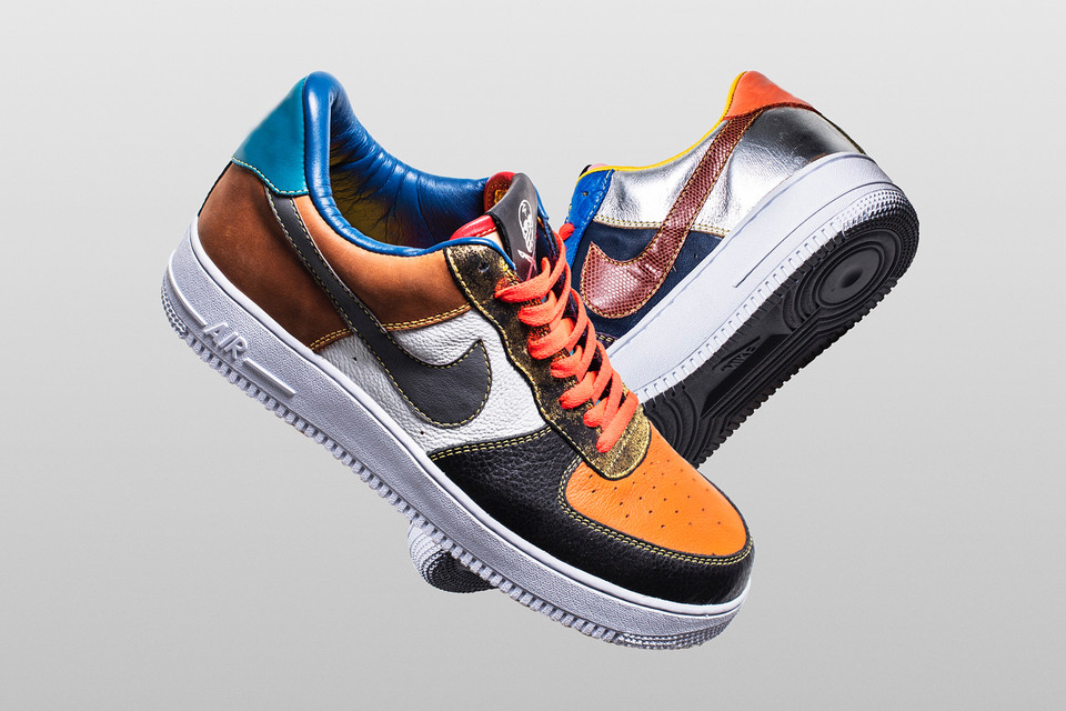The Shoe Surgeon Nike Air Force 1 Low Custom | HYPEBEAST