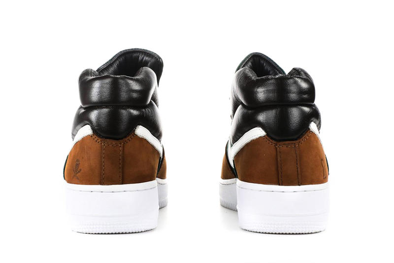 APT.4B The Shoe Surgeon Beef N Broc Air Force 1 Collaboration