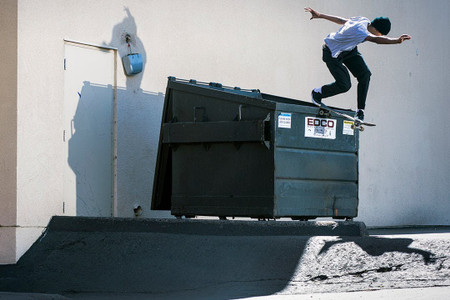 Louie Lopez Lays Claim to Skater of the Year in New Volcom Part