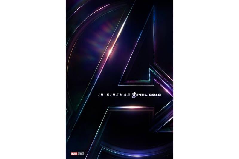 Tom Holland Avengers Infinity War Poster
