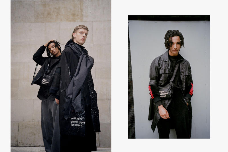 Tourne de Transmission Fall Winter 2017 NOWHERE Video Lookbook
